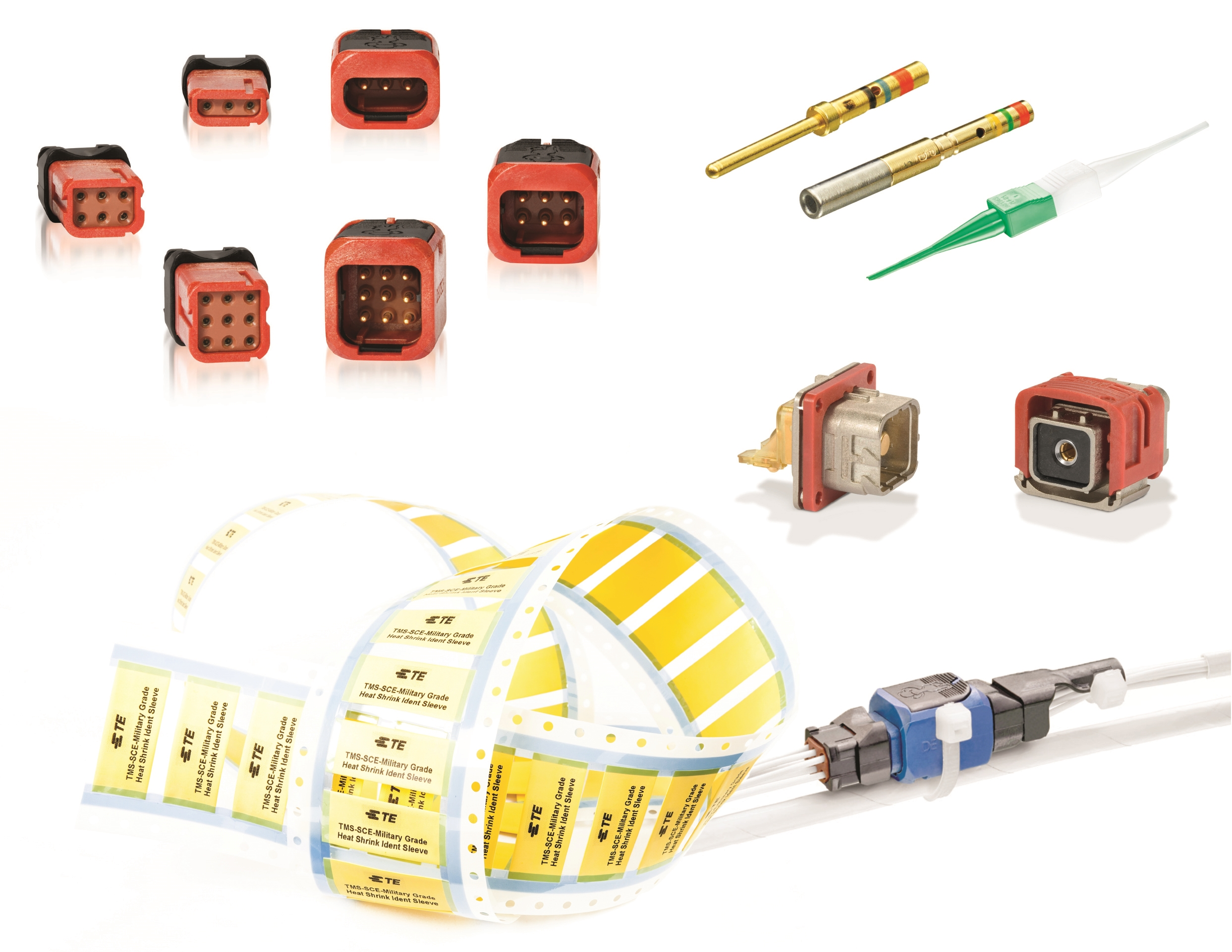 Cable Ties, Protective Sleeving, Bracket Wiring, Clamps