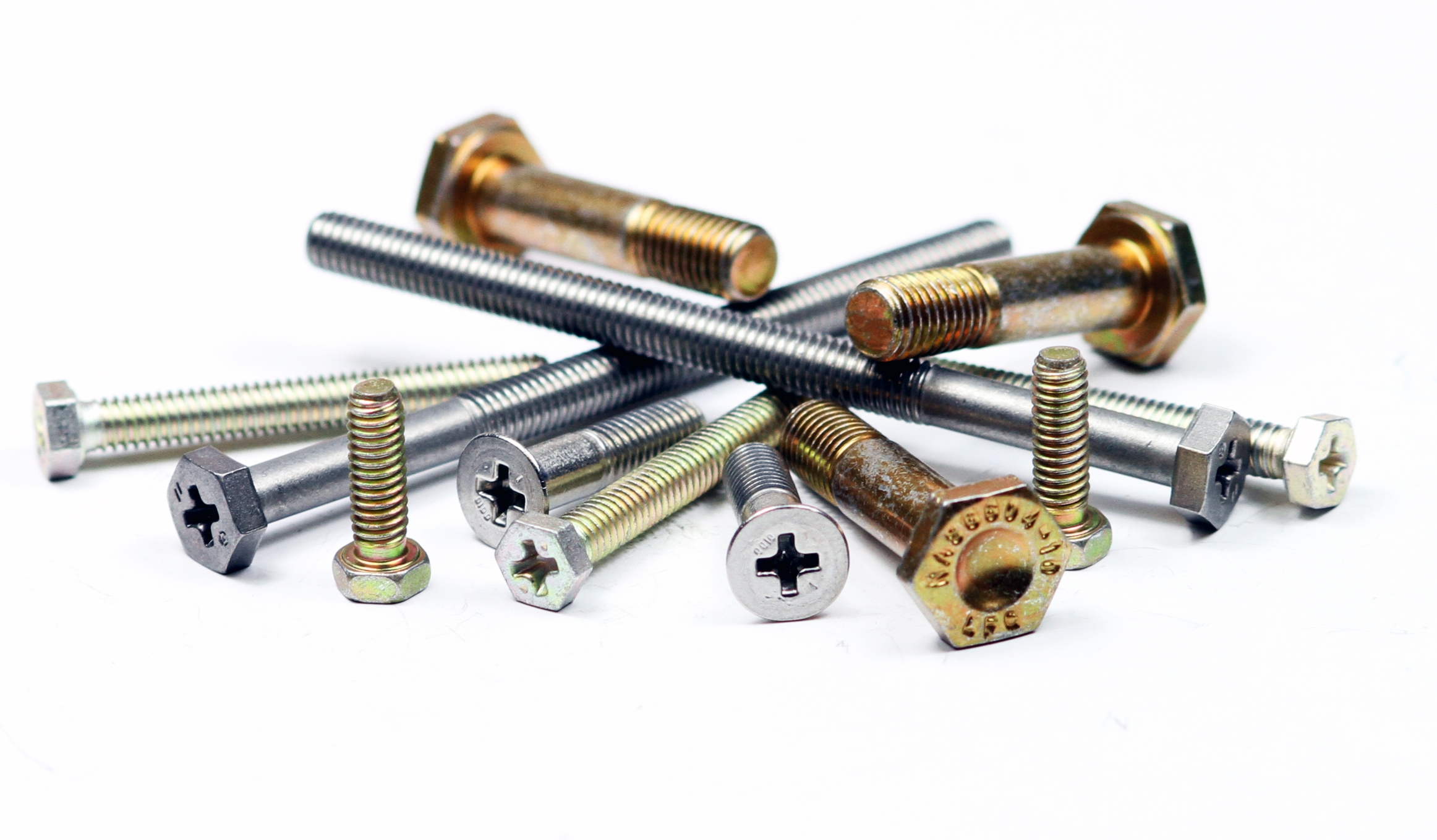 Aerospace Bolts & Screws, US & EU standards, LN & EN specs